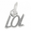 "SS.925 Cellphone Charm ""Lol"""